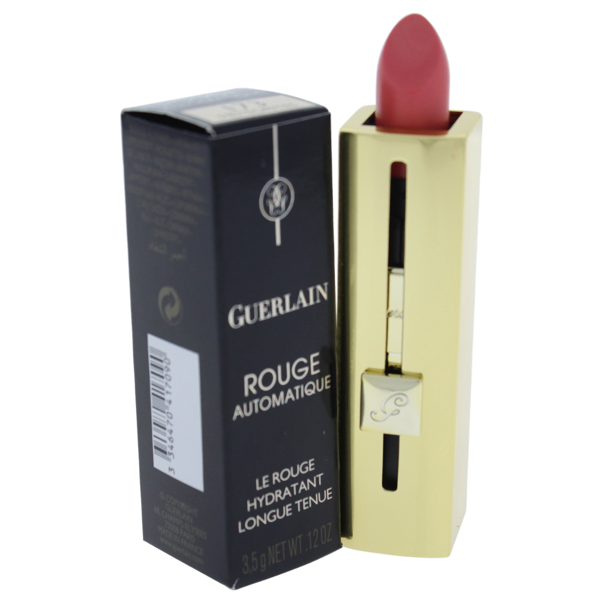 Guerlain Rouge Automatique Long Lasting Lip Colour
