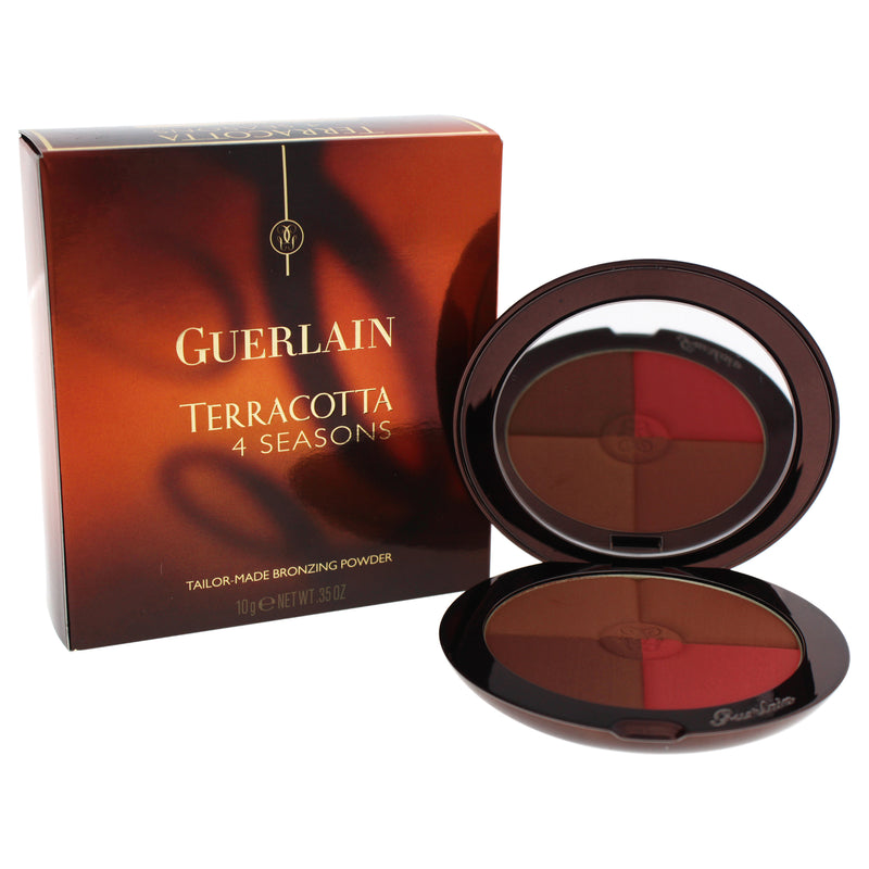 Guerlain Terracotta 4 Seasons Tailor Made Bronzing Powder