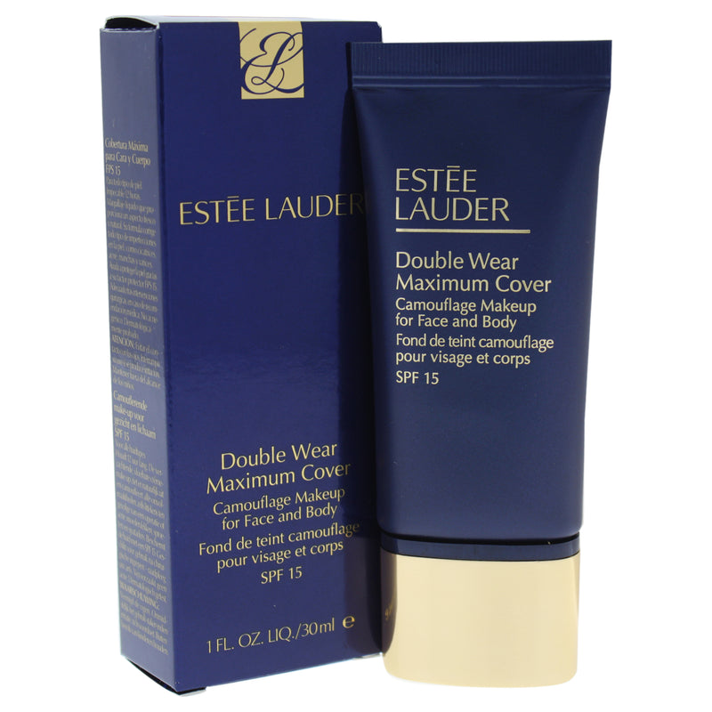 Estee Lauder Double Wear Maximum Cover Camouflage Makeup SPF 15