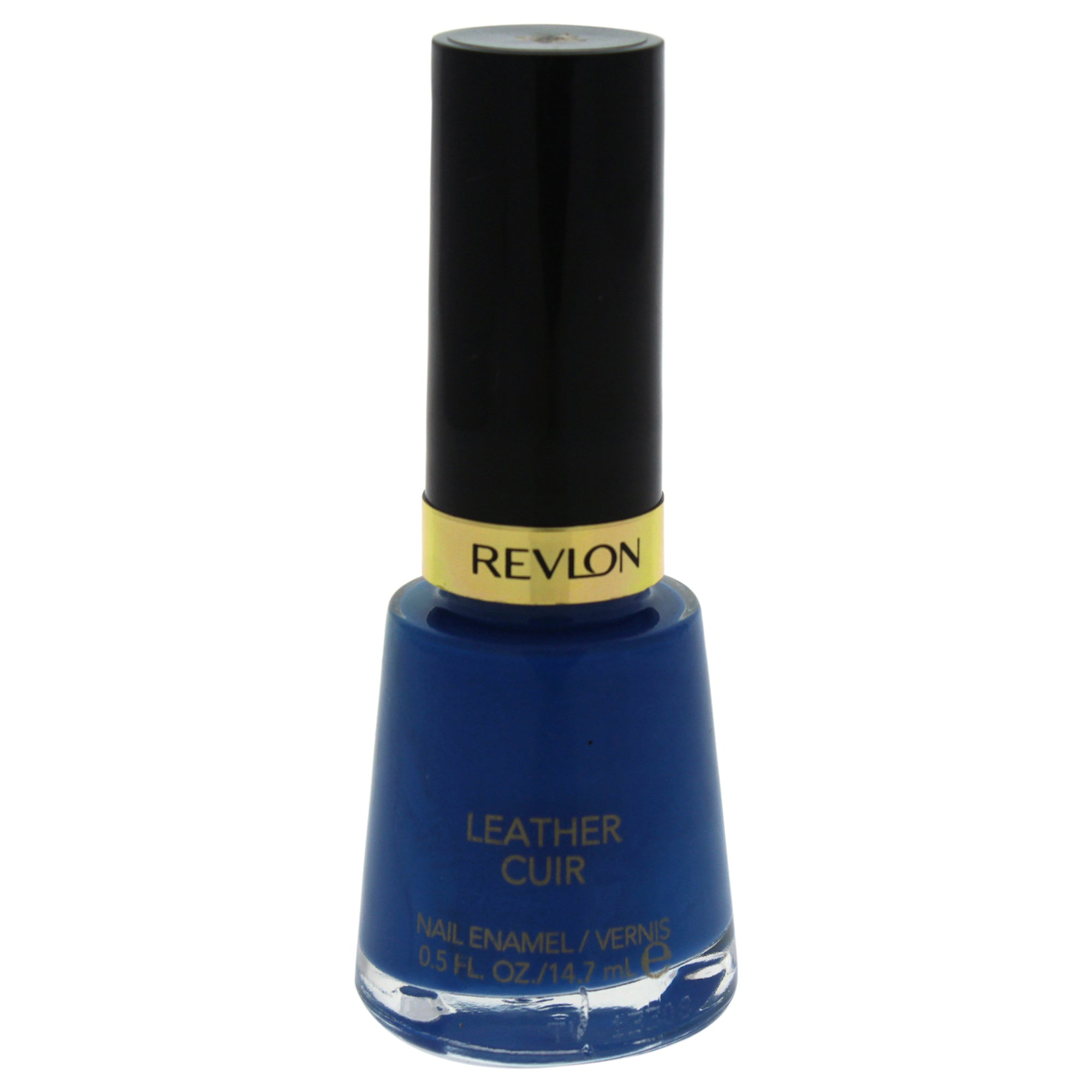 Revlon Leather Cuir Nail Enamel