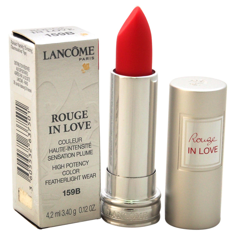Lancome Rouge In Love High Potency Color Lipstick