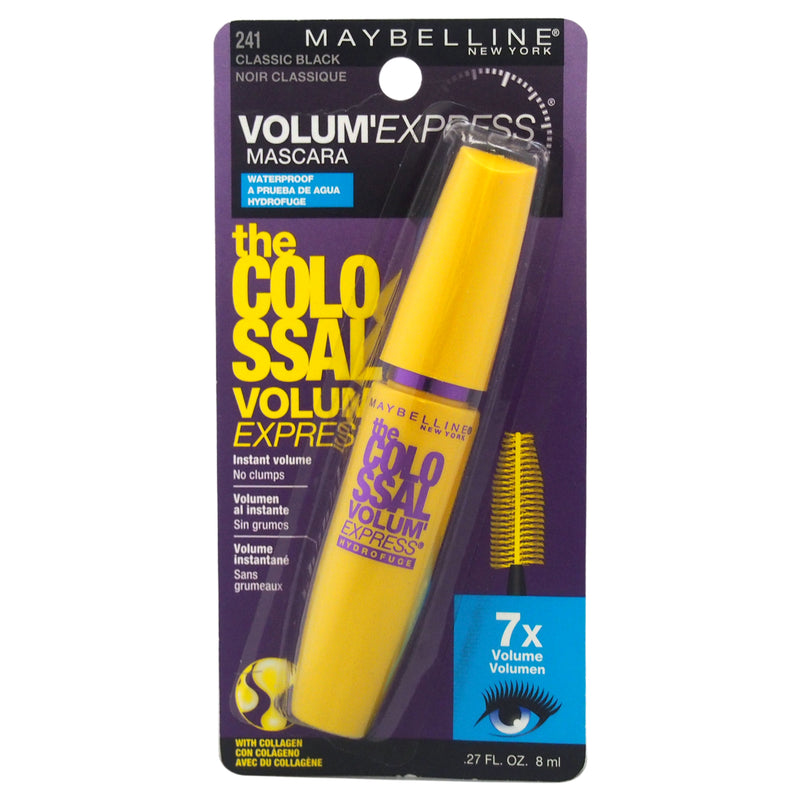 Maybelline The Colossal Volum Express Waterproof Mascara