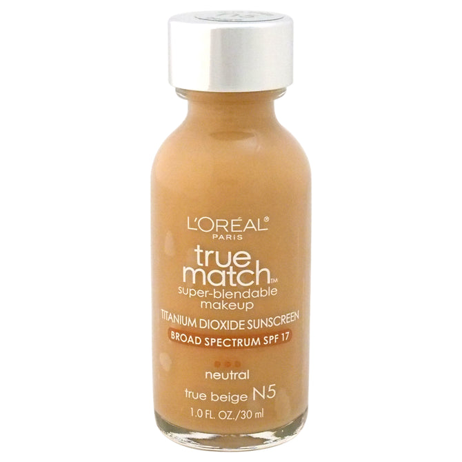 LOreal Paris True Match Super Blendable Makeup SPF 17