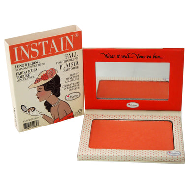 the Balm Instain Long Wearing Powder Staining Blush