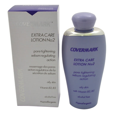 Covermark Extra Care Lotion No2 Pore Tightening Sebum Regulating Action