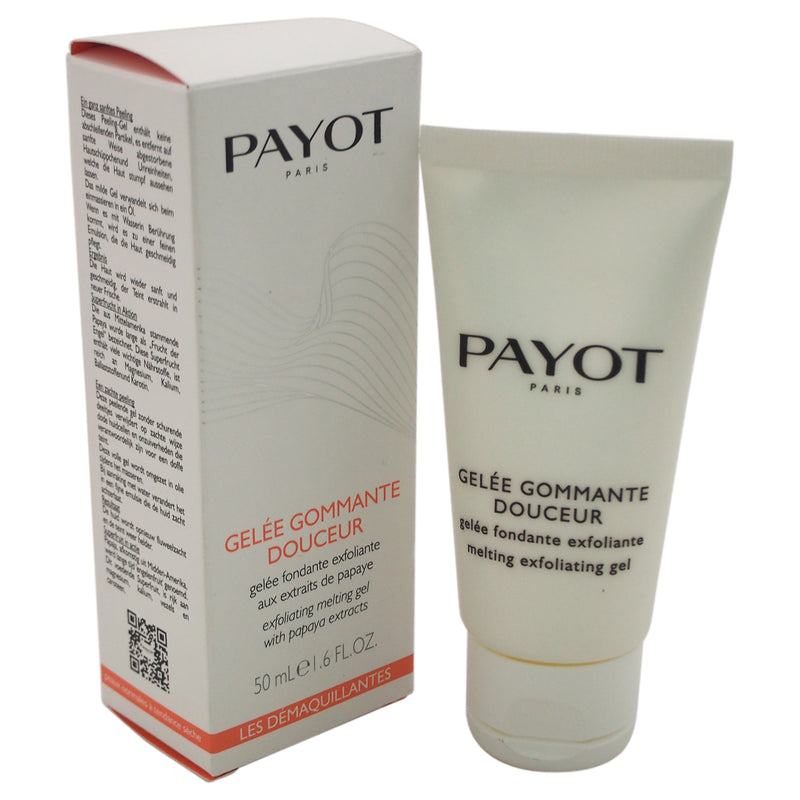 Payot Gelee Gommante Douceur Exfoliating Melting Gel