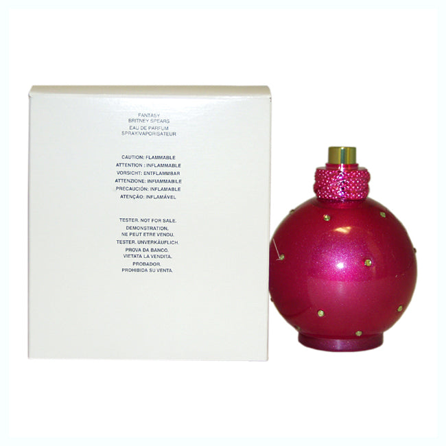 Fantasy by Britney Spears EDP Spray Tester for Women 3.4oz