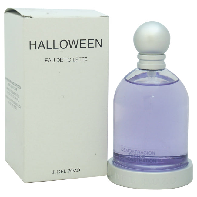 Halloween by J. Del Pozo EDT Spray Tester for Women 3.4oz