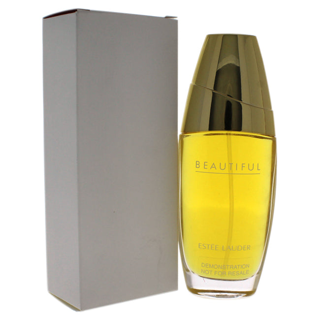 Beautiful by Estee Lauder EDP Spray Tester for Women 2.5oz