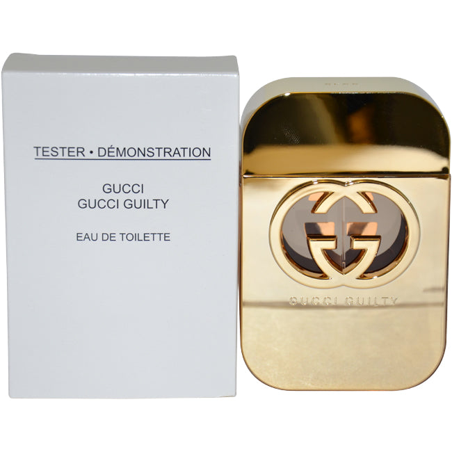 Guilty by Gucci EDT Spray Tester for Women 2.5oz