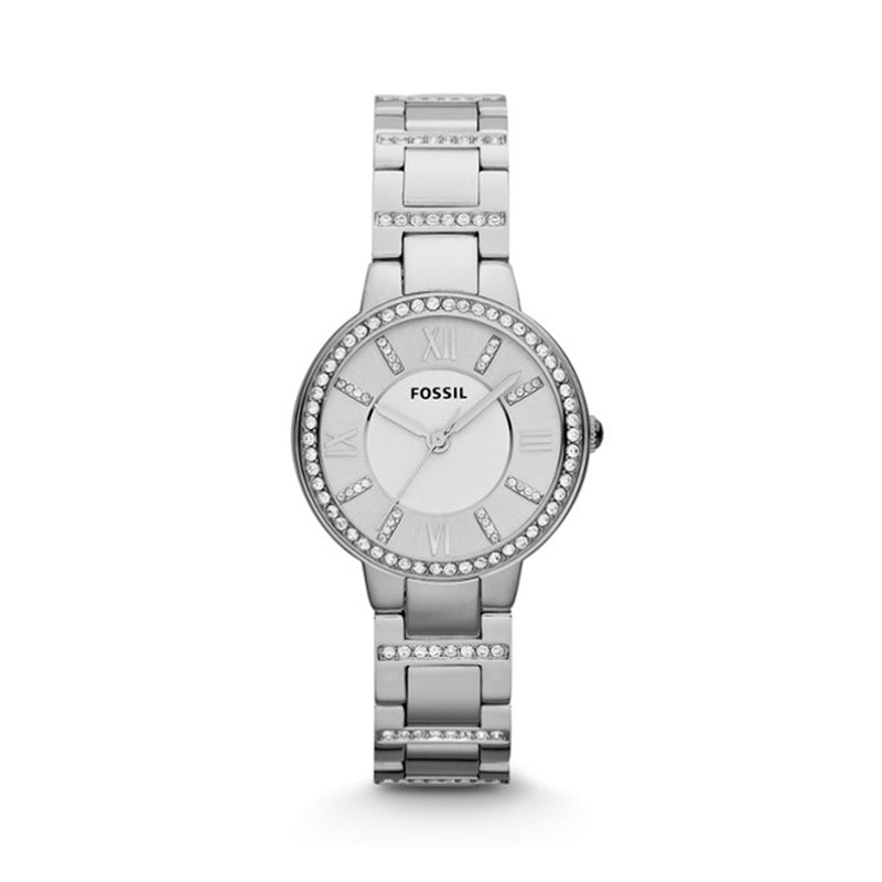 Fossil ES3282P Virginia Stainless Steel Watch