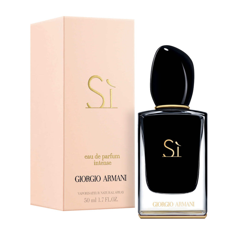 Si by Giorgio Armani EDP Intense Spray for Women