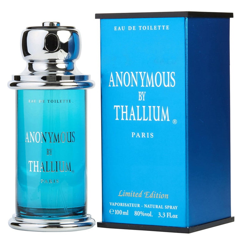Anonymous By Thallium by Yves De Sistelle for Men