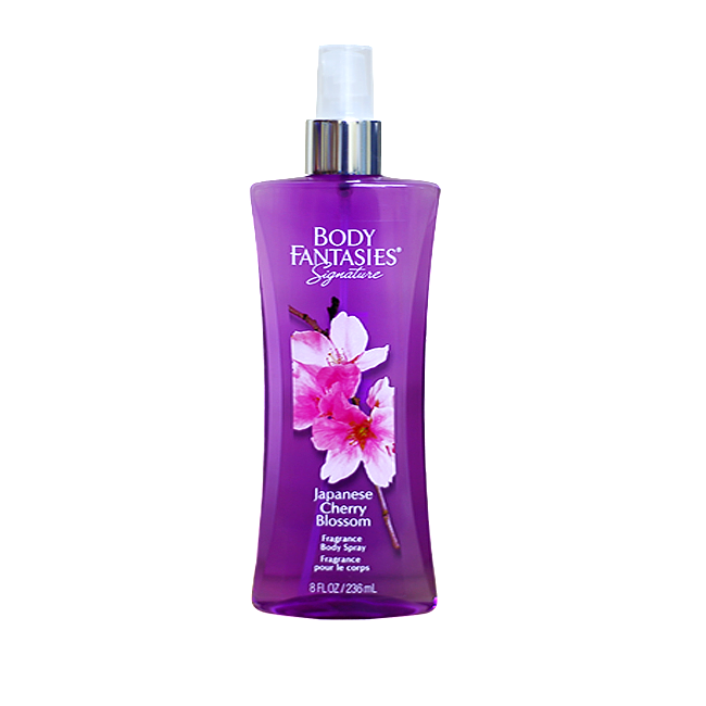 8oz Fragrance Body Spray, 12oz Moisturizing Body Wash, 7oz Fragrance Moisturizing Lotion