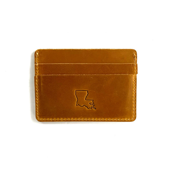 Marlin Ultra-Slim Wallet - LOUISIANA
