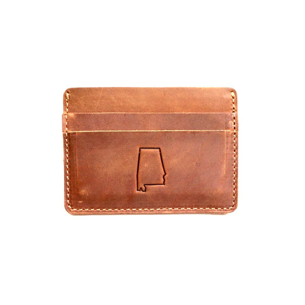 Alabama - Marlin Ultra-Slim Wallet