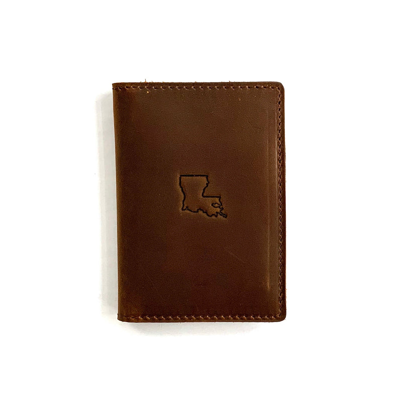 Whiskey Wallet - LOUISIANA