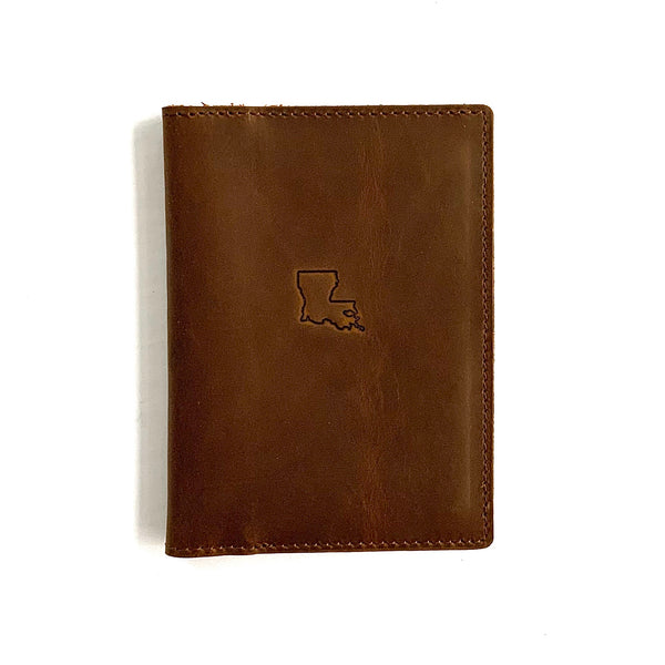 Passport Travel Wallet - LOUISIANA