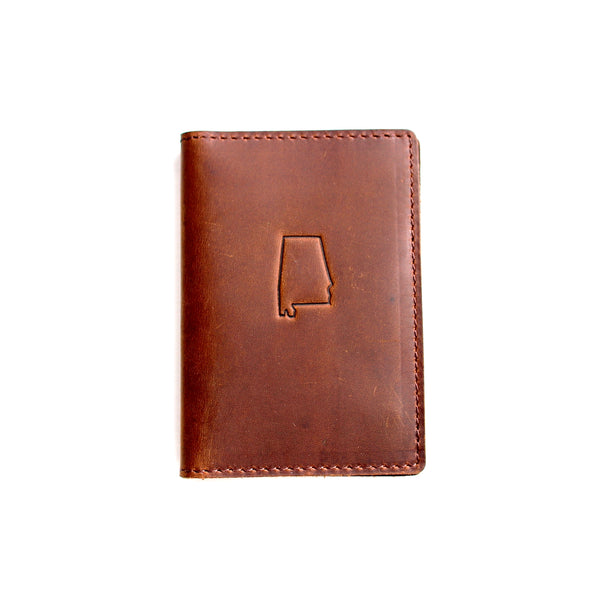 Alabama - Whiskey Wallet