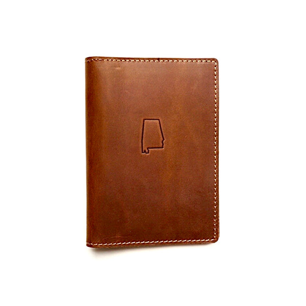 Alabama - Passport Travel Wallet