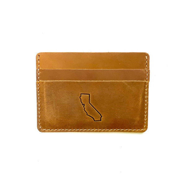 Marlin Ultra-Slim Wallet - CALIFORNIA