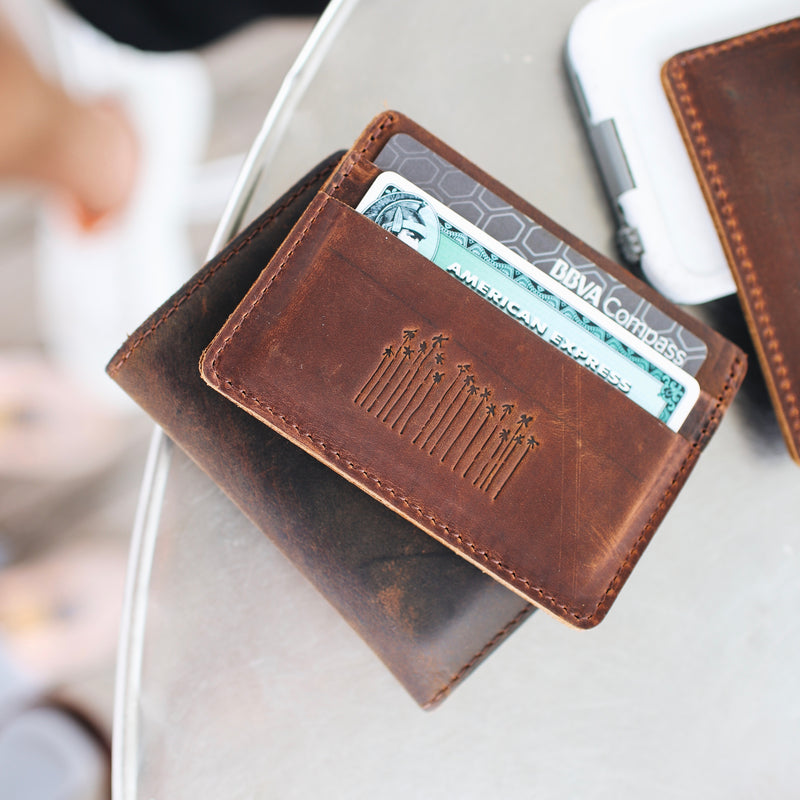 Marlin Ultra-Slim Wallet - TEXAS