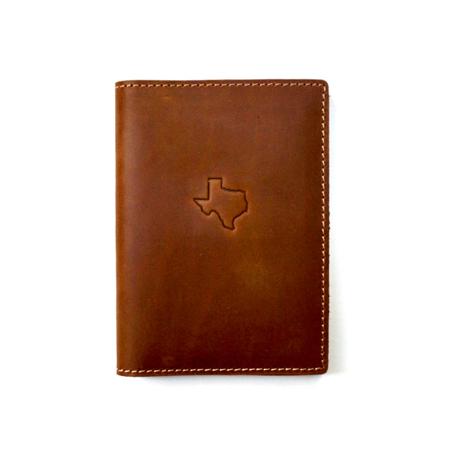 Texas - Passport Travel Wallet