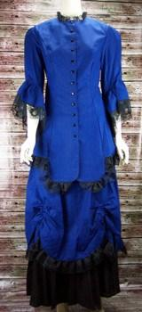 Ladies Victorian Polonaise Walking Suit-CM2980 - Blanche's Place