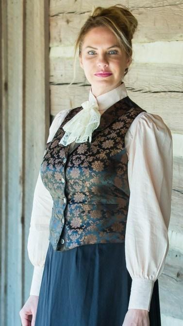 Women's Old West and Victorian Fashions