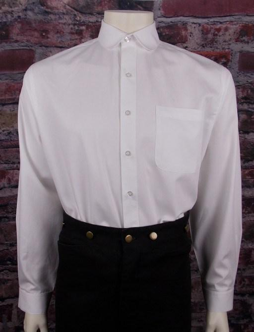 Virgil Stripped Men's Old West Shirt-CM5522 - Blanche's Place