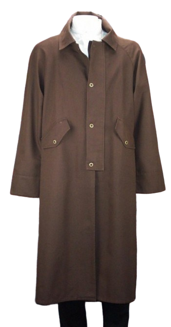 Sale!Men's Old West Bushwacker Canvas Duster  CM88