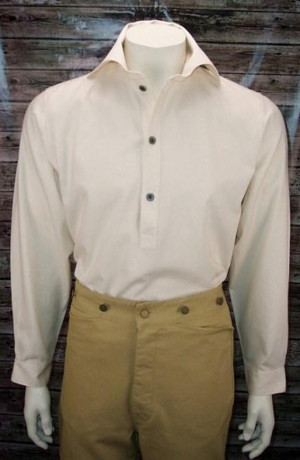 Men's Old West Shirt-CM5399 - Blanche's Place