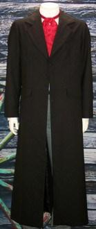 Men's Old West   Tombstone Rifle Frock Coat-CM944 - shop-blanches-place