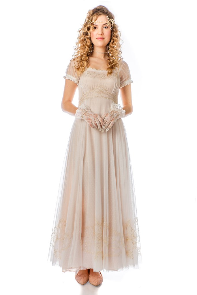 Nataya vintage inspired dresses romantic dresses for brides, tea parties, vintage wedding, 1920's