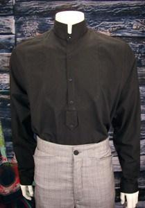 Men's Old West Shirt With Inset Bib-CM66 - Blanche's Place
