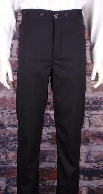 Men's  Old West Victorian Dress Trousers-CM8346 - Blanche's Place