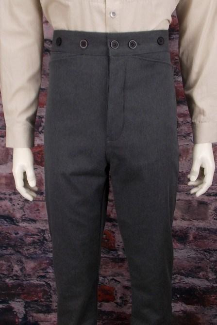 Sale! Men's Victorian Tombstone Trousers-CM8346 - Blanche's Place