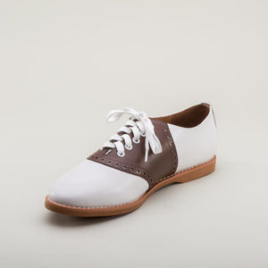 e6bd3143f0dab Darling Vintage Inspired Classic Saddle Shoes-Susie