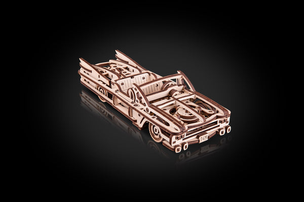 Time4Machine, 3d mechanical models, building kits, wooden model kits, 3d models