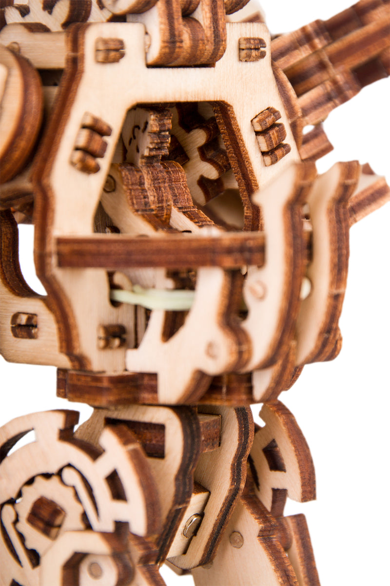 Time_for_machine_-_Prometheus_model_kit_-_3d_wooden_mechanical_model