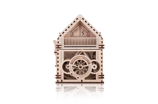 Time 4 Machine - Sweet Home  3d Wooden Mechanical model kit - wooden toy kits for adults
