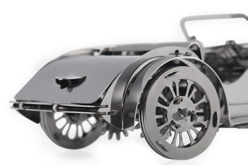 Time 4 Machine - Glorious Cabrio metal toy - 3d metal mechanical model