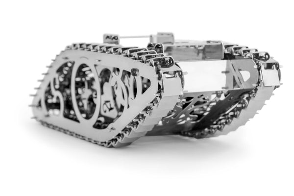 Time 4 Machine - Marvel Tank metal toy - 3d metal puzzle