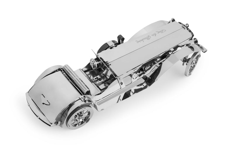 Time 4 Machine - Glorious Cabrio metal toy - 3d metal model kit