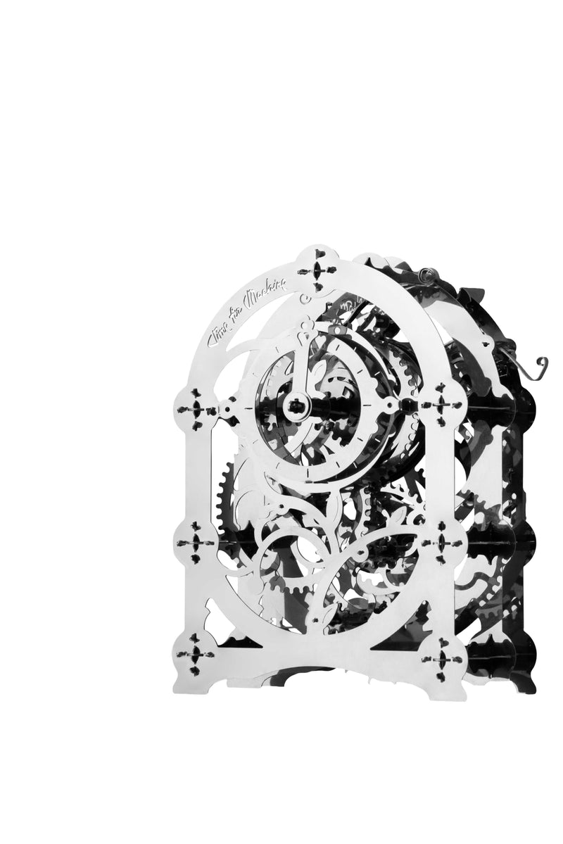 Time 4 Machine - Mysterious Timer metal toy - 3d metal puzzle