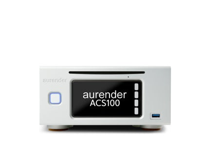 Aurender ACS100 CD Ripper and Network Player