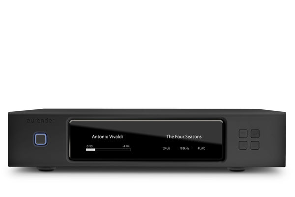 aurender n10 music streamer