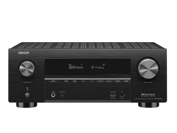 Denon AVRX3600H 9.2 Channel 4K Ultra HD AV Receiver