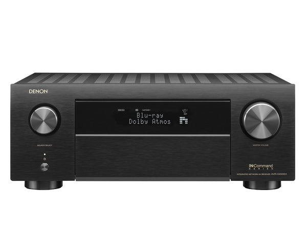 Denon AVR-X4500H 9.2-channel 4K home theater receiver