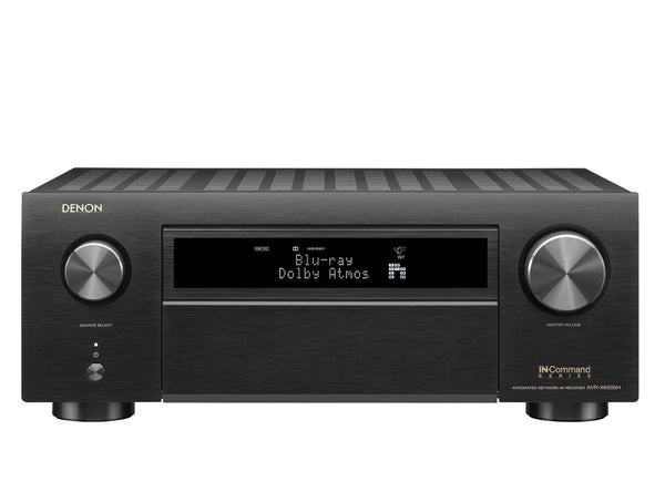 Denon AVR-X6500H 11.2 channel 4K AV Receiver